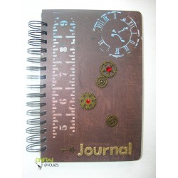 Notebook - Resin