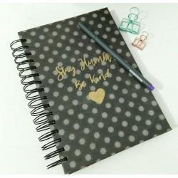 Notebook - Resin